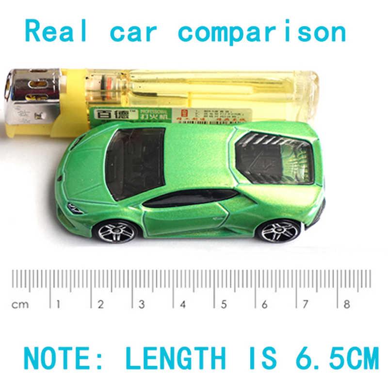 Sıcak tekerlekler orijinal Diecast 1:64 Metal Araba Batman Mini Model Araba çocuk oyuncakları çocuklar için Oyuncak Araba Hotwheels Boys komik hediye