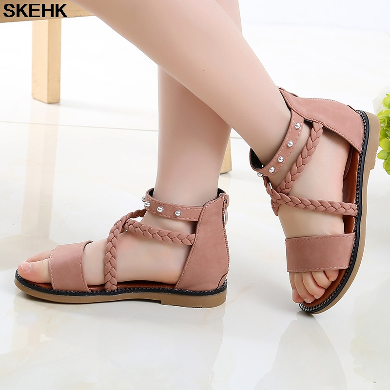 Girl'S Sandals Summer 2020 New Style