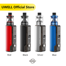 UWELL WHIRL 2 Kit 5 W-100 W 3.5ML Whirl 2 Tank 18650 Batteries pocketable ectronic Cigarette