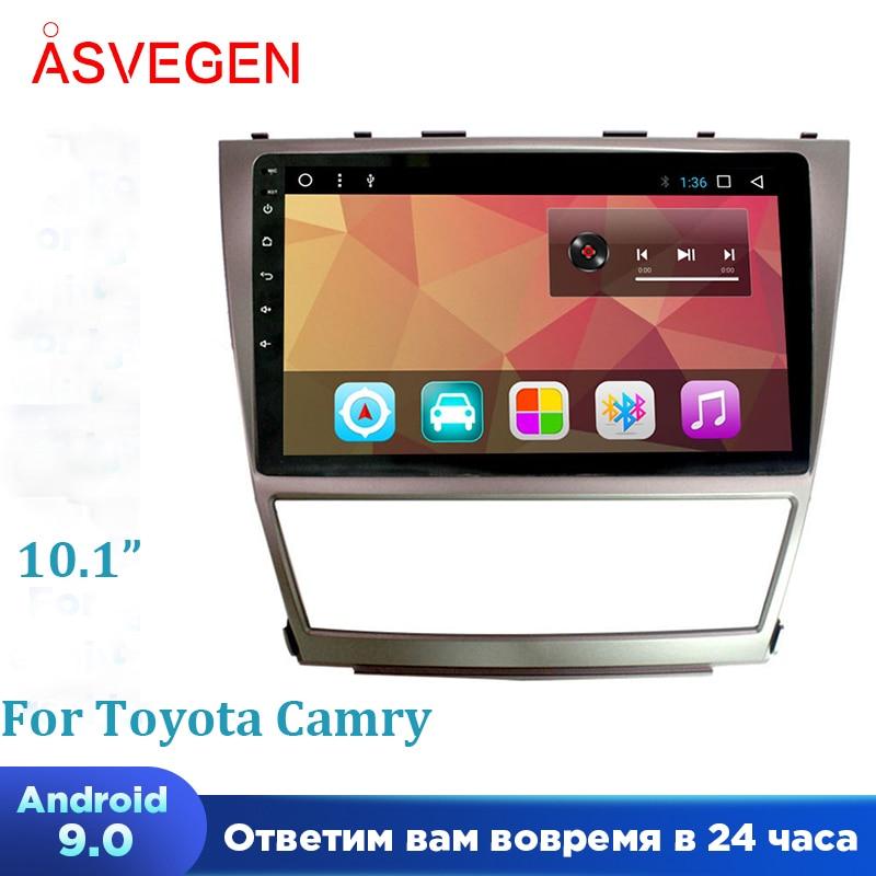 Asvegen 102 ''для toyota camry 40 2006 2011 android