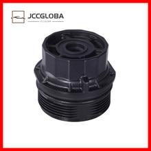 Schwarz öl filter gehäuse abdeckung montage für Toyota Prius Matrix Lexus CT200h Scion iM XD 15620-37010