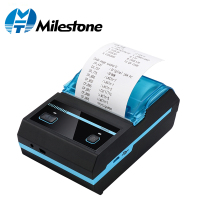 Milestone Bluetooth Printer bill ticket receipt Android IOS Thermal Printer USB Printer MHT-P5801 Thermal Receipt Printer