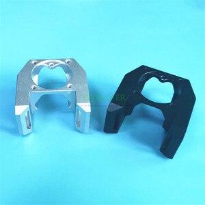 Image 1 - Neue 3D Drucker Teile E3D V6 Alle Metall Fan Kanal super cool Können Montieren 3 stücke 3010 Kühlung Fans, v6S Hexagon form innere