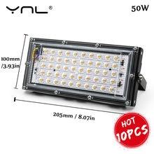 10 шт светодиодный светильник для наводнения наружный ing 220