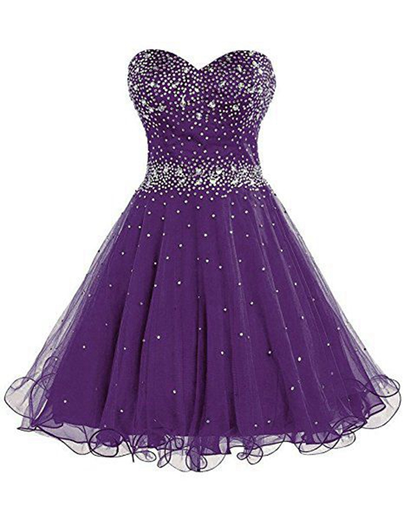 ANGELSBRIDEP-Sparking-Beading-Homecoming-Dress-Vestido-De-Formatura-Curto-Sweetheart-Organza-Short-Graduation-Dresses-Lace-up (3)