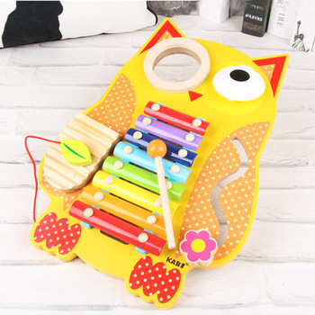 wooden xylophone toys for children