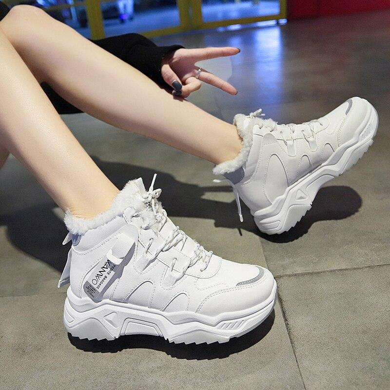 Original Women Running Shoes Winter