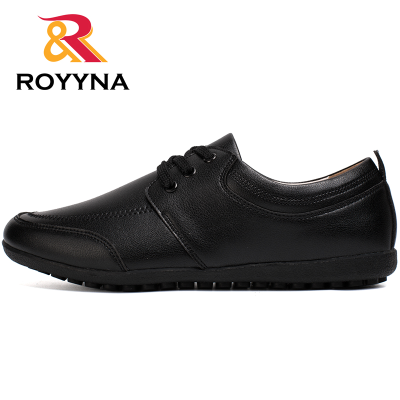 ROYYNA Sneakers Men Footwear Flat-Heel-Shoes Outdoor Designers Casual High-Quality New