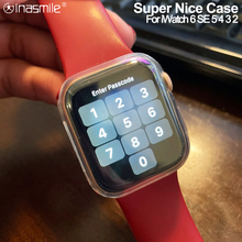 Elegant-Cover Screen-Protector Watch-Series Case for Apple 3-2-1 38MM 42MM 360/Full/Soft/..