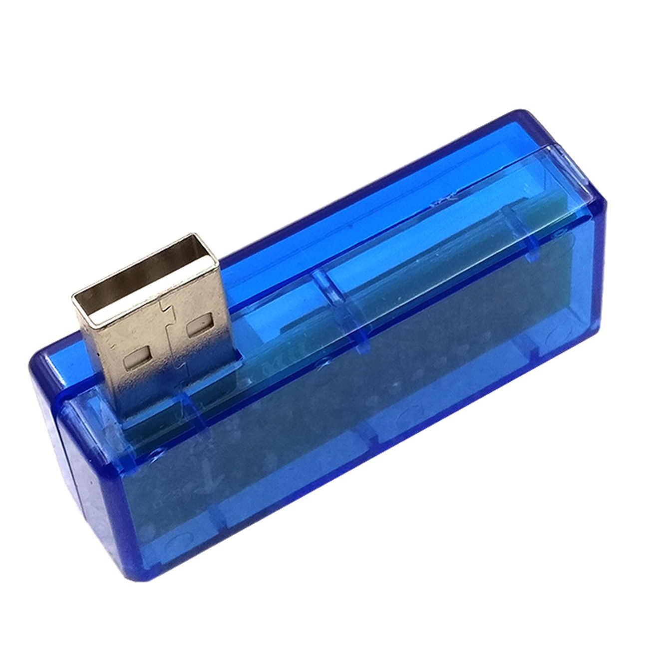 Compteur de tension de courant de charge de puissance Mobile USB numérique Mini chargeur USB médecin voltmètre ampèremètre affichage de LED