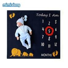 Baby Blankets Cotton Super Soft Toddler Kids Month Blankets 100*80cm Newborn Swaddle Wrap Bath Towel Infant Stroller Bed Covers