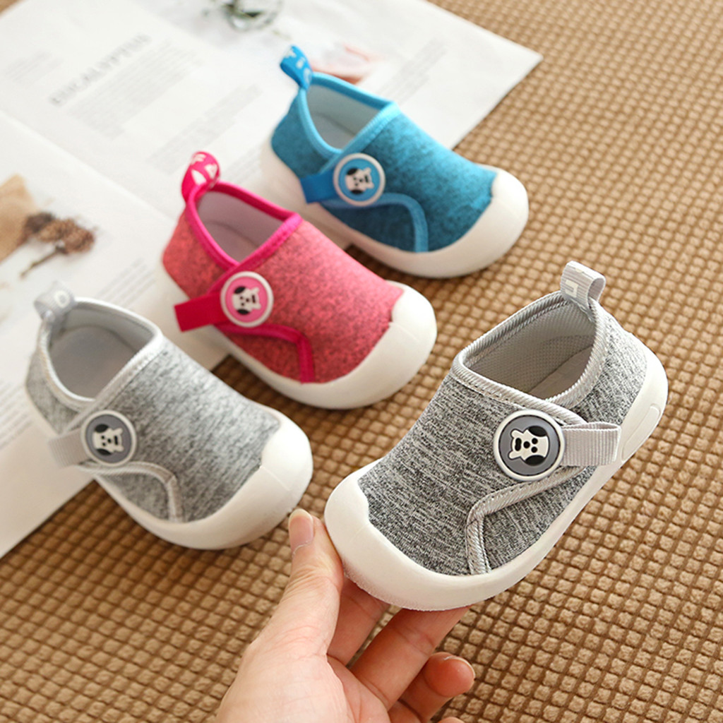 Kids Shoes Baby Toddler Infant Kids Baby Shoes Boys Girls Cartoon Soft-Soled Outdoor Shoes Soft Children Shoes детская обувь