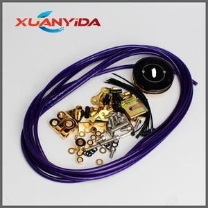 Image 3 - Universal Auto Auto Batterie Erdung Draht Elektrische Condution Stabile Spannung Kabel Racing Auto Erdung Draht Kit