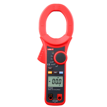 UNI-T UT220 2000A Digital Clamp Meter AC DC voltage AC current Resistance tester Diode test Auto range Data hold Multimeter