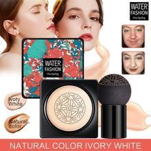 Mushroom Head Air Cushion CC Cream Natural Moisturizing Cosmetics Makeup Whitening BB Concealer Oil-control Foundation Crea K5W5