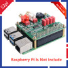 52Pi PCM5122ラズベリーパイhifi dac帽子PCM5122 hifi dacオーディオカード拡張ボードラズベリーパイ4モデルb/3B + / 3B / 2B