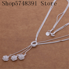 Trendy Fashion Women's Korean-American Bracelet Necklace Earrings Foreign Trade Jewelry Wholesale Silver Silver Suit платье foreign trade 2014