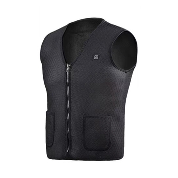 Heating Vest Winter Warm Jacket Heated Vest USB Charging Heating Vest Intelligent Electric Heating Vest Heating Clothes 10