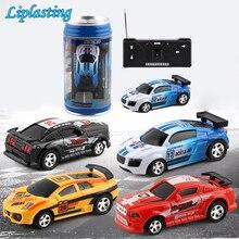Креативная мини-машина на радиоуправлении, радиоуправляемые машины, игрушки на пульте дистанционного управления для мальчиков, детский подарок TSLM1