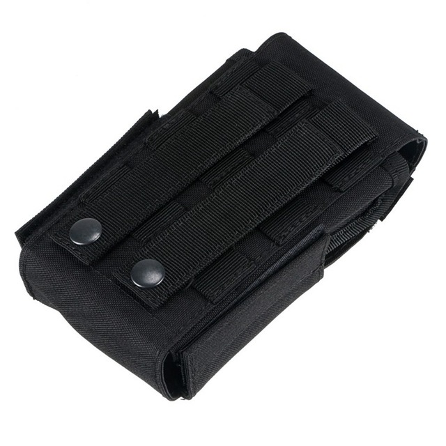 Tactical 25 Round Ammo Shell Pouch 12 Gauge Molle Waist Bag Shooting Gun Bullet Holder Rifle Cartridge Hunting Accessories 6