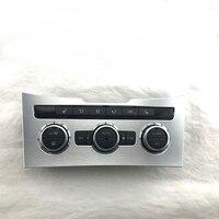 Climatronic Air Condition Control Switch Panel AC Seat Heater + Air Condition Control Panel 3AD 863 082 A For Passat B7 CC