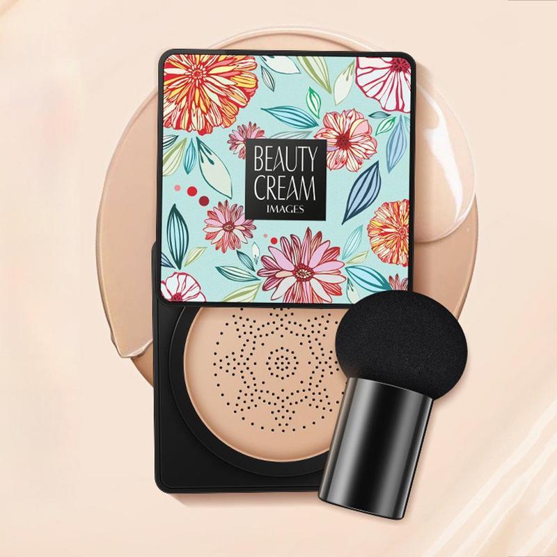 Pilz Kopf Air Kissen BB Creme Concealer Make-Up Finish Weiß Feuchtigkeits Make-Up CC creme