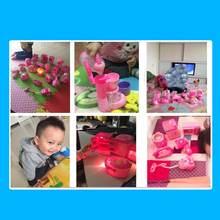 Детская мини кухня для маленьких мальчиков и девочек электроприборы