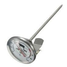 Roestvrij Staal Pocket Probe Thermometer Gauge Voor Bbq Vlees Voedsel Keuken Koken Instant Read Vlees Gauge