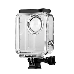 Waterproof Camera Case Diving Housing for GoPro Max 360 Panoramic Camera Accessories Quick Release Protective Shell