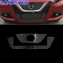 Protector Modified Decorative Mouldings Upgraded Parts Car Accessories Racing Grills 16 17 18 FOR Nissan Bluebird