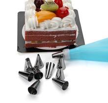 8 50 шт/компл хорошее качество инструменты для украшения тортов
