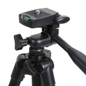 Image 2 - DSLR Camera Tripod Stand Photography Photo Video Aluminum Mobile Tripod Stand For Smartphone Portable Tripod Ring Light Monopod