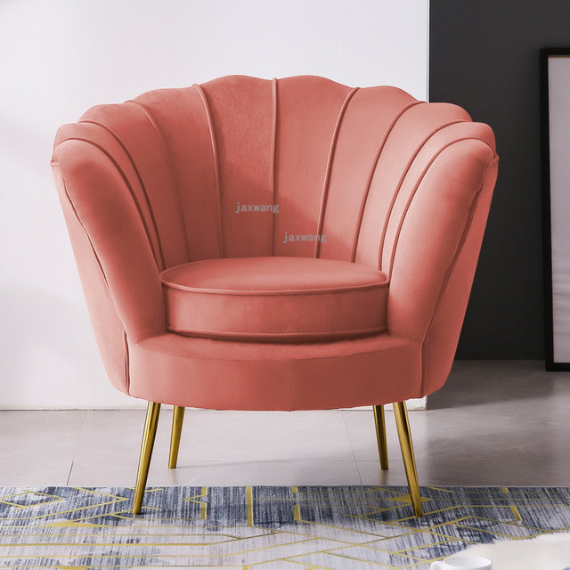 Single Shell Accent Chair 1