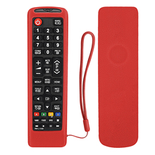 Protective-Case Remote-Control Soft-Cover AA59-00786A Silicone Samsung TV 1 for Aa59-00786a/Aa59-00602a/Aa59-00666a/..