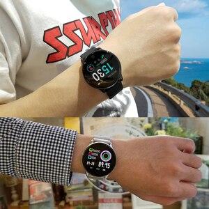 Image 2 - DAROBO SE01 hommes Sport montre intelligente IP68 tension artérielle oxygène sanguin moniteur de fréquence cardiaque musique météo prévisions femmes Smartwatch