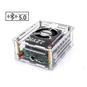 Image 1 - AIYIMA AMPLIFICADOR DE SONIDO Bluetooth 5,0 TDA7850H, 50Wx4, Clase AB, tarjeta amplificadora de coche de 4 canales