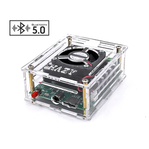 Image 1 - AIYIMA Bluetooth 5.0 TDA7850H Amplifier 50Wx4 Class AB 4 Channel Output Car Amplifier Board For Audio Sound Speaker DIY