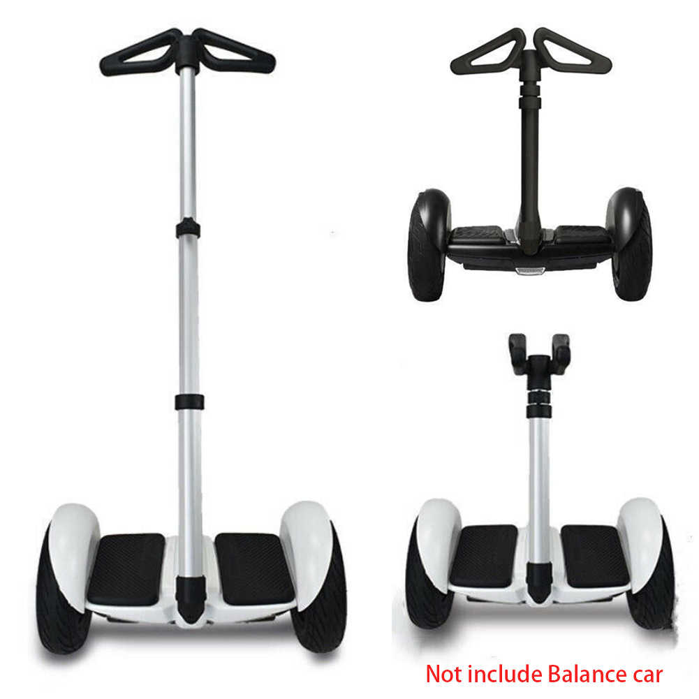 2 IN 1 Manubrio Regolabile Con Staffa Per Ninebot MINI PRO Segwa y Mini Scooter Parti