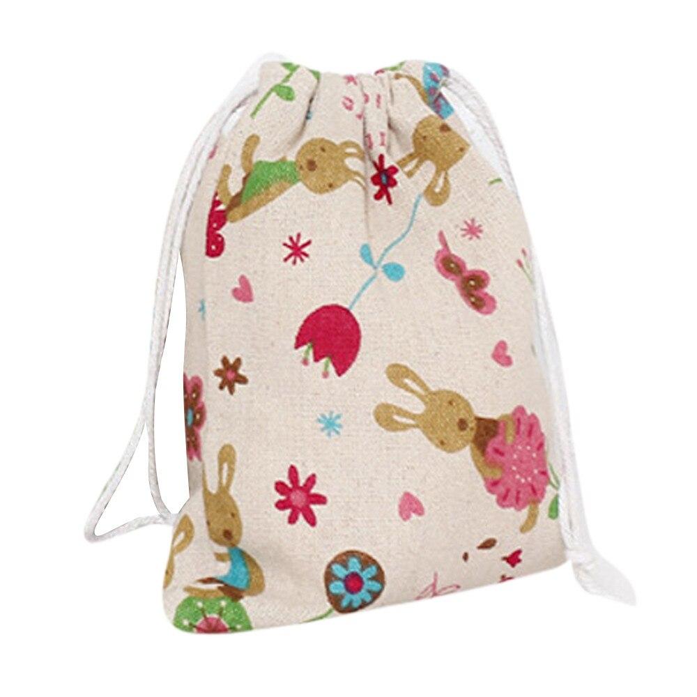 Drawstring Bag Fashion Unisex Backpacks Printing Drawstring Bags Backpack 3 Sizes Small Medium Large Travel Pocket #35
