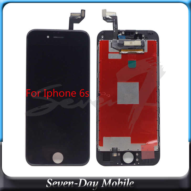 Ekran LCD dla iphone 5 6 6s 6 plus 7 8 wyświetlacz LCD ekran z zespół ekranu dotykowego