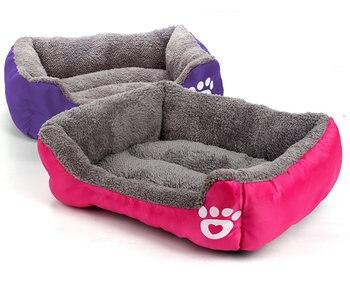 Cozy Fleece Pup Sleepers 34