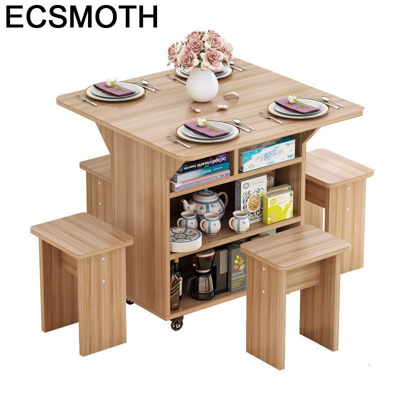 Esstisch Sala Juego Comedor Eettafel Comedores Mueble Dinning Set Shabby Chic Folding Mesa De Jantar Desk Bureau Dining Table