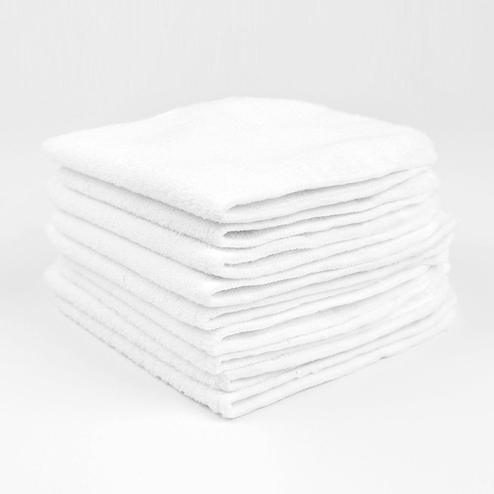 5Pcs/set Double Layers Thick Baby Diapers Leak-proof Urine Partition Pad