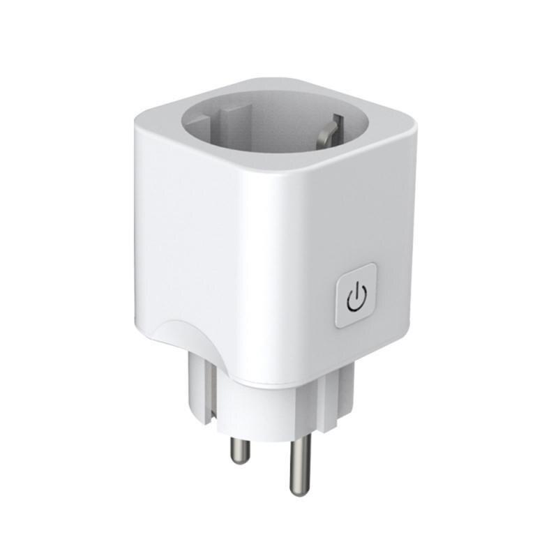 Smart Plug Wifi Smart Socket EU Plug EWeLink With Alexa Google Home Mini IFTTT Smart Home