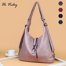 2019 vintage Pink women PU leather handbags luxury designer shoulder bags high quality brand crossbody bags women bolso mujer