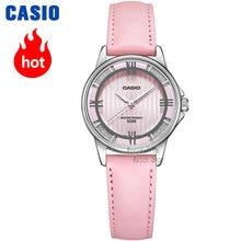 Casio watch Analogue Womens quartz simple Roman scale pointer waterproof LTP-1391