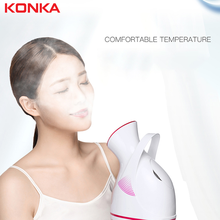 KONKA Facial Steamer Lady Face Sprayer Humidifier Personal Spa Steaming Tool Beauty Moisturizer Open Pore Skin Care Beauty(China)