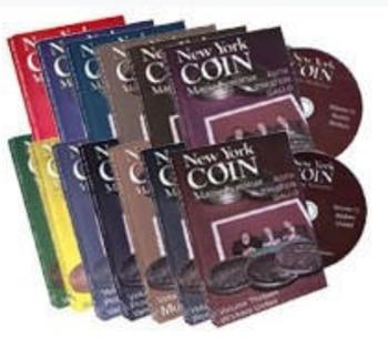New York Coin Magic Seminar Vol 1-13 ,  Volume 1-16 MAGIC TRICKS linda phillips old dogs new tricks