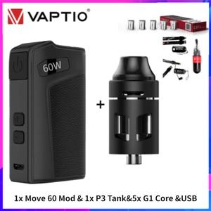 """Image 1 - Viva kita Move Grand TC 80W Vape boîte Mod Move 60 E Cig Mod 0.91 """"écran boîte de vapeur fit 18650 batterie Turbo réservoir trône atomiseur"""