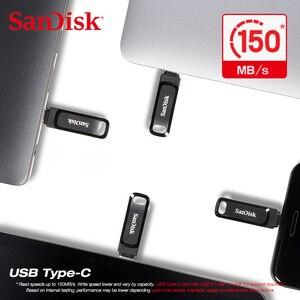 Image 4 - Sandisk clé USB Ultra double OTG, SDDDC3, bâton de 128 go, 64 go, 32 go, clé stylo USB 3.1, pour stockage clé USB type c